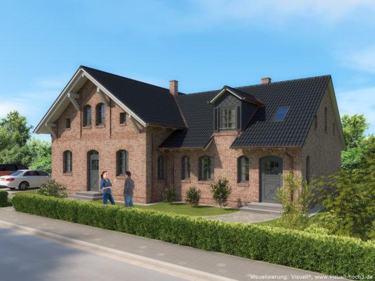 Architekturvisualisierung Rügen
