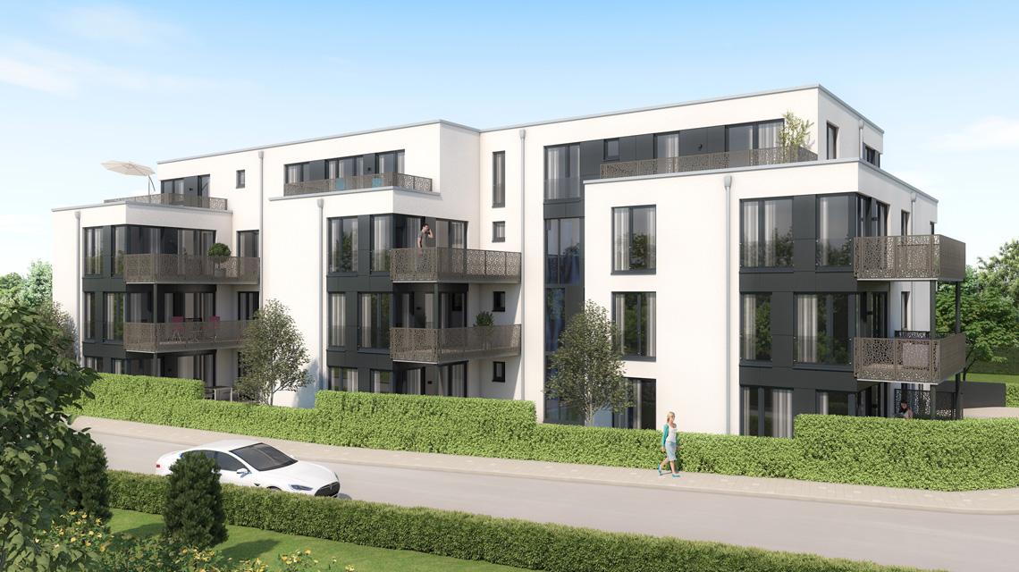 Architekturvisualisierung Projekt Beletage in Weiden